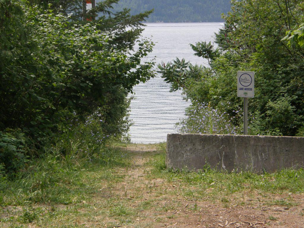 Bristow Road Lake Access