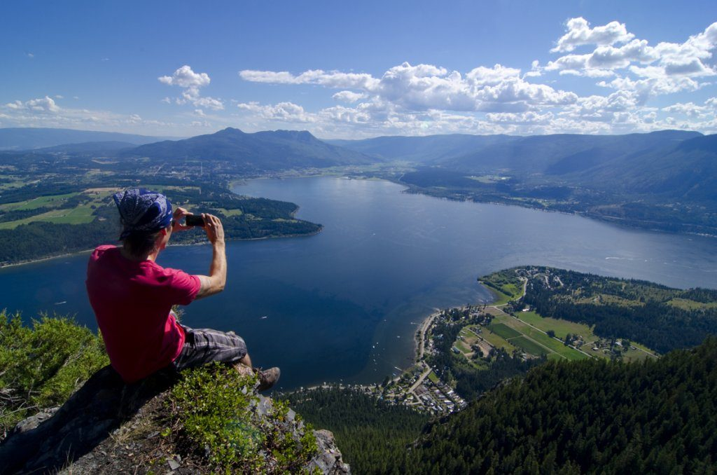 Shuswap Trails