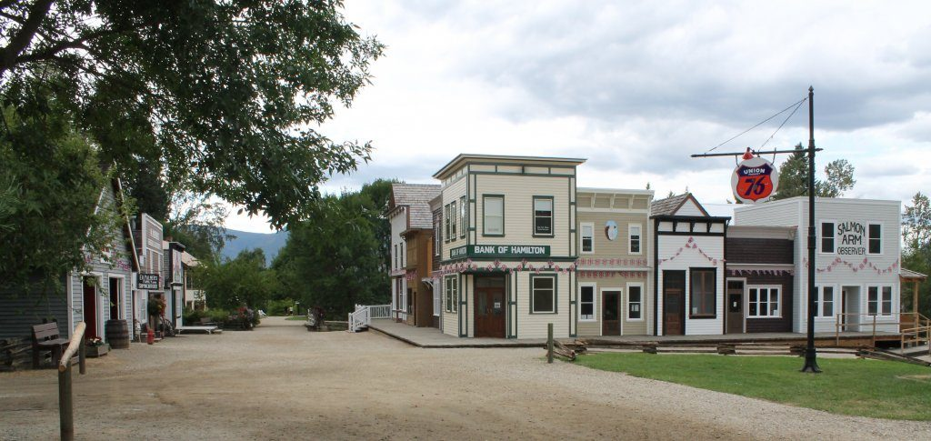 R.J. Haney Heritage Village and Museum