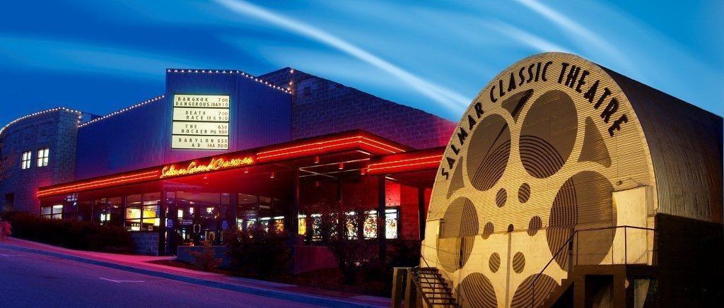 Salmar Grand Cinemas and the historic Salmar Classic Theatre