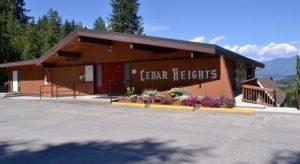 Cedar Heights Community Association