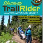 Shuswap TrailRider Adaptive Adventure Society
