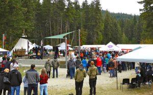The Adams River Salmon Society