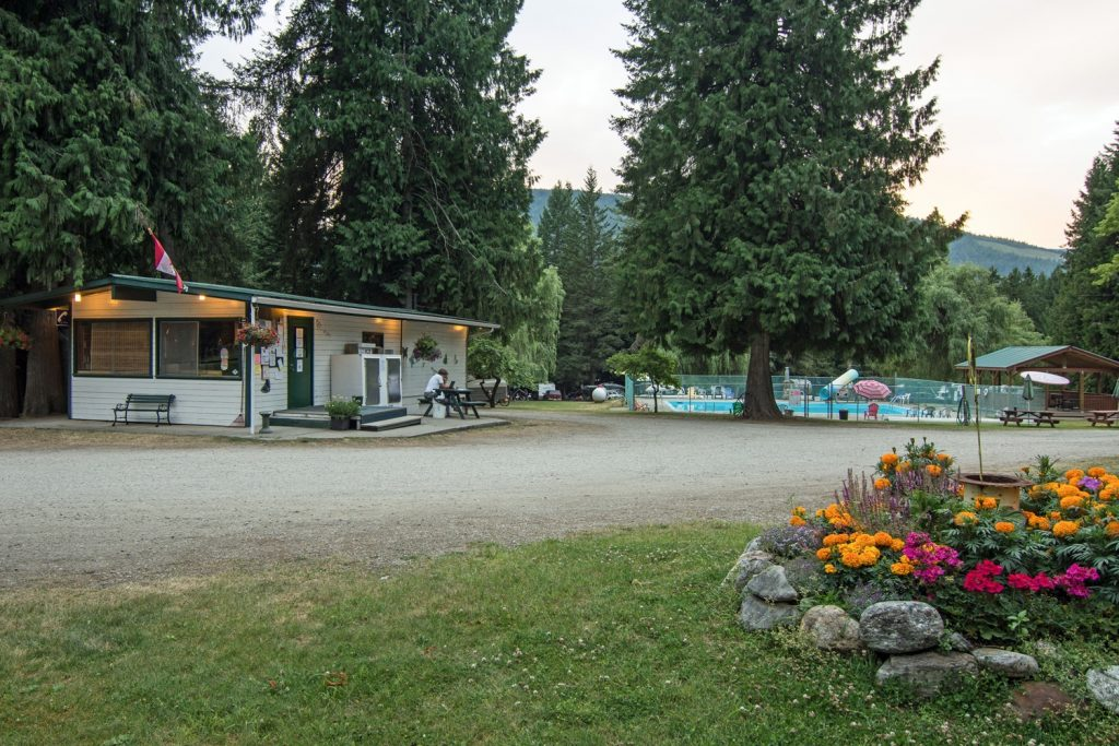 Whispering Pines RV and Tent