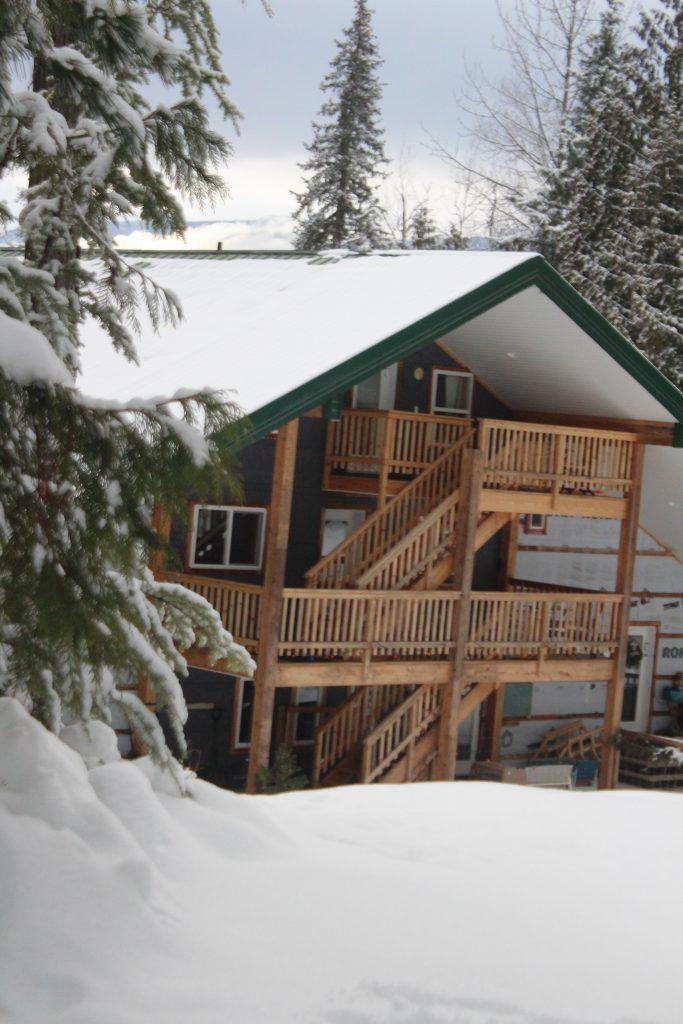 Lone Ridge Lodge Ltd.