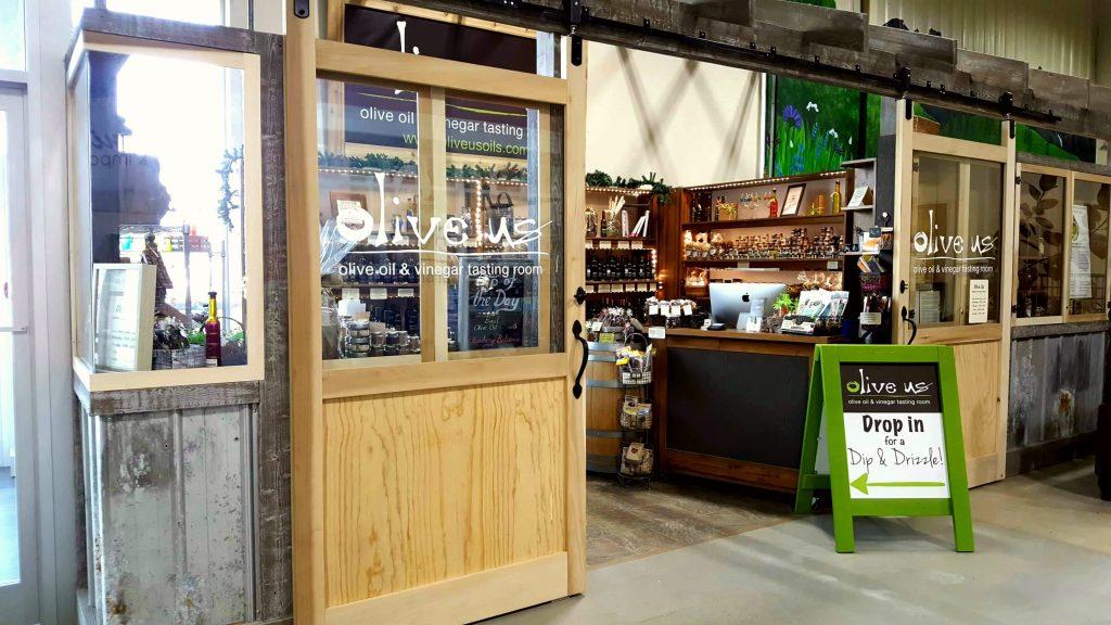Olive Us Oil & Vinegar Tasting Room