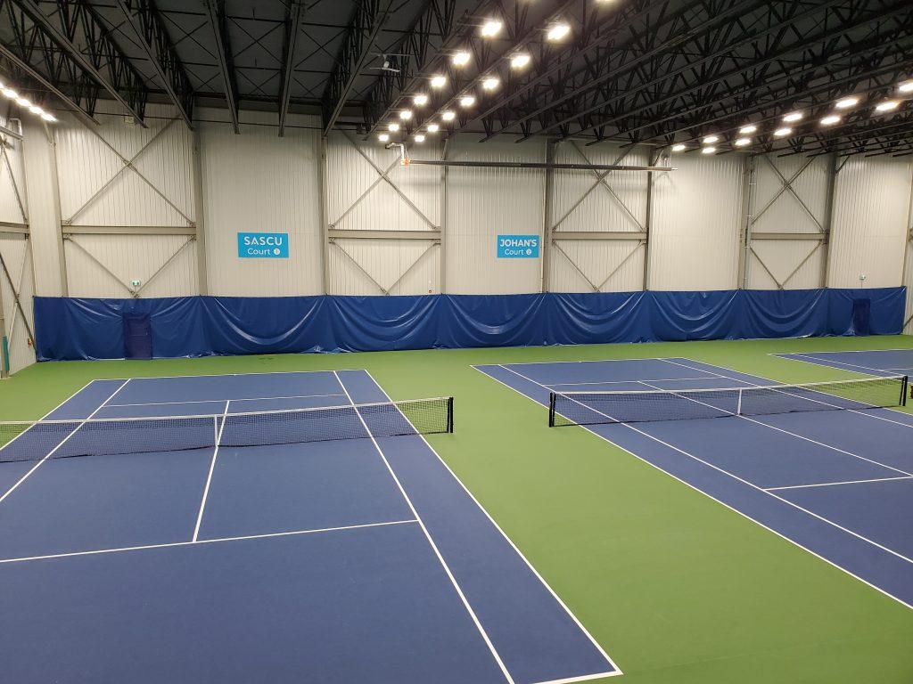 Salmon Arm Tennis Club